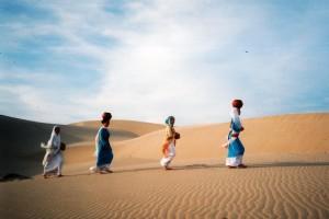 Đồi cát Nam Cương - Ninh Thuận 1